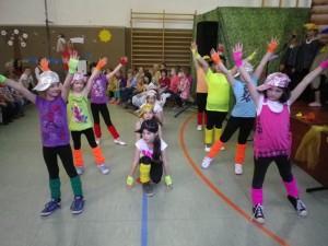 Bild Tanzaufführung Frühlingssingen